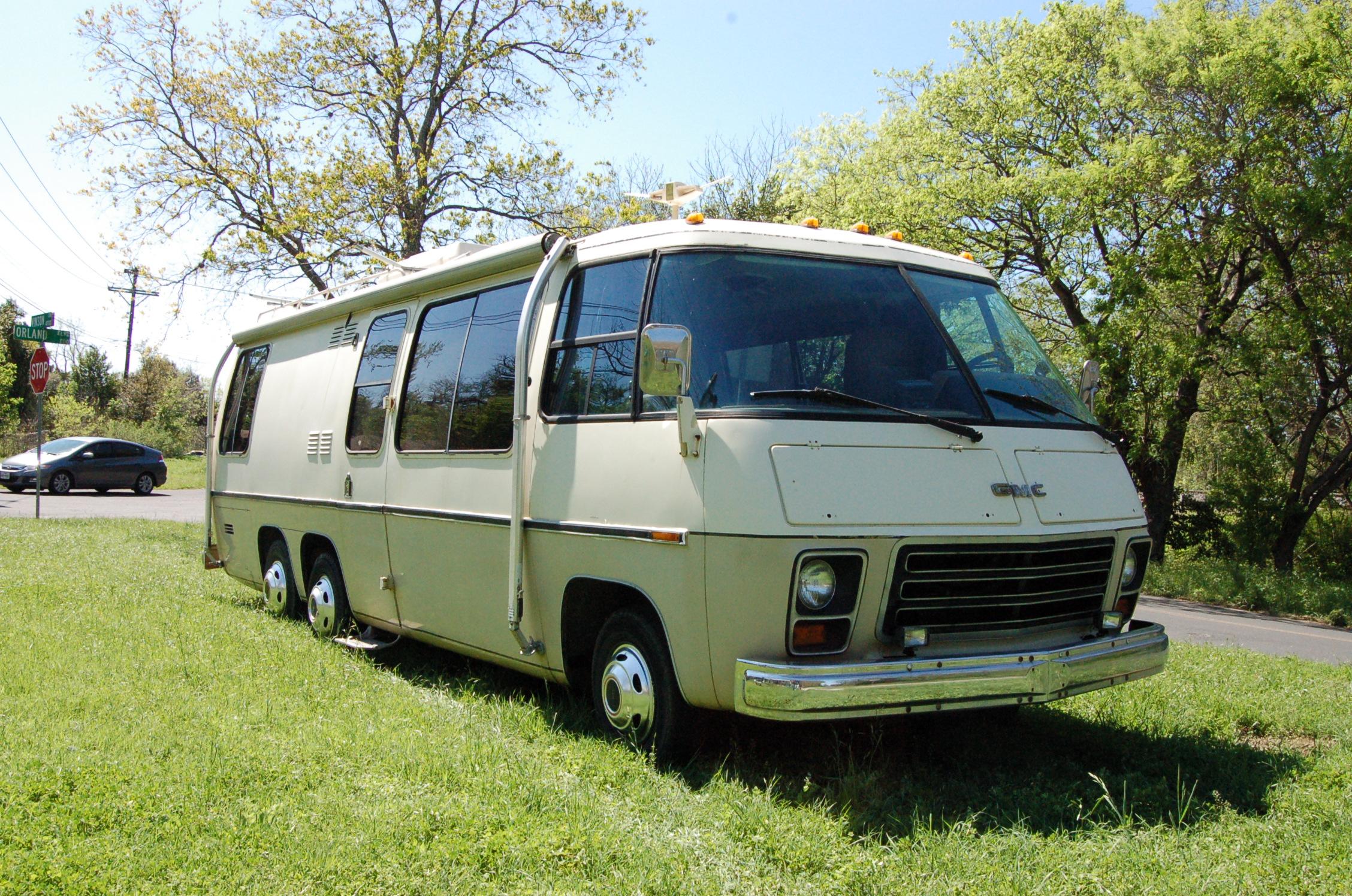 78 gmc motorhome for autos weblog for Gmc motor homes for sale
