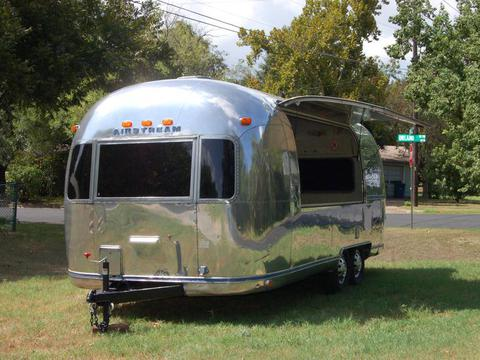 Concession Airstream Trailers